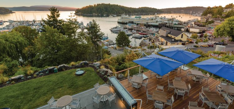 Tie The Knot In Friday Harbor